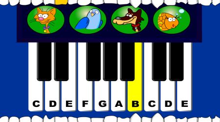 Screenshot - Animal Piano