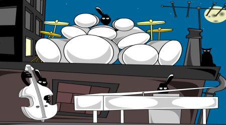 Screenshot - Roof Top Rollers